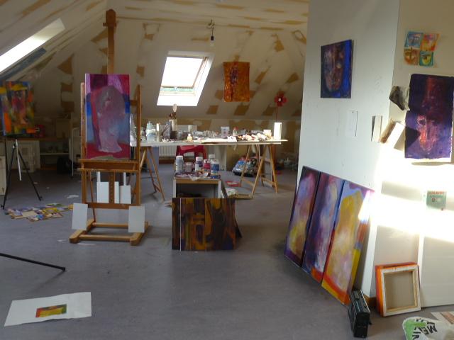 Atelier view