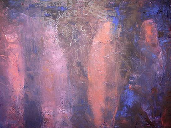 Veiled Alcestis 1 - Oil on canvas 50x65cm